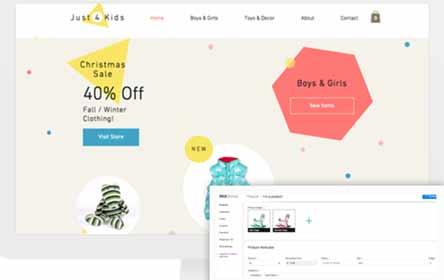 假日快速提升您的网站客户