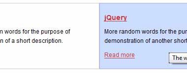 45个常用插件jQuery插件库