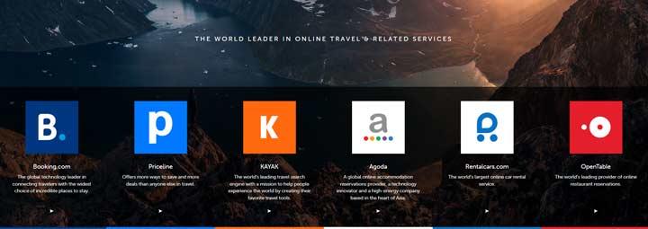 BooCkycom在线旅游提供商网站建设