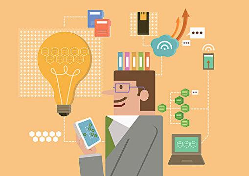 开展网络营销