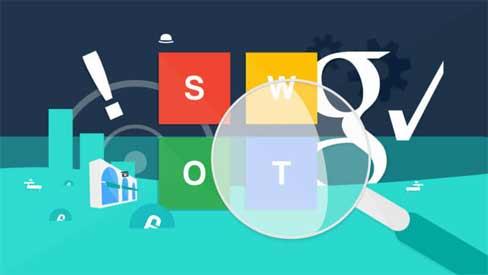 SEO SWOT分析把你的精力集中