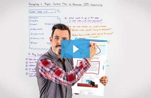 设计一个页面的内容以最大化搜索引擎优化