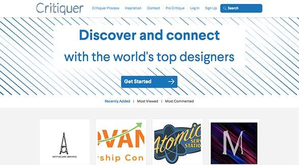 排名前10的网站设计师2017年12月版